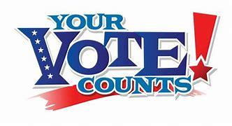 Image result for Vote Banner Clip Art