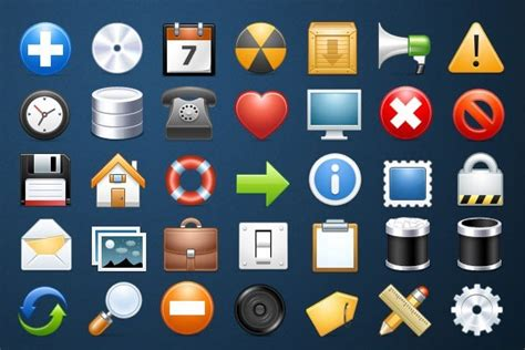 free icon sets for graphic and web designers download now