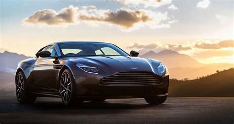 aston martin db launch edition road test review
