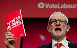 Image result for jeremy corbyn manifesto 2019