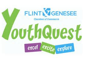 Image result for youthquest flint logo