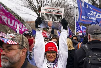 Image result for jan 6th protests