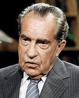Résultat d'images pour Richard Nixon