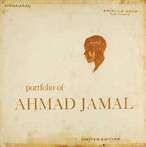 Image result for ahmad jamal portfolio