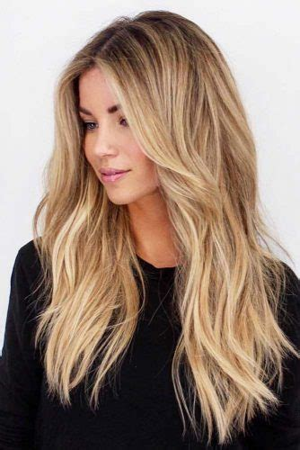 new long hairstyles for