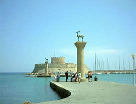 Image result for rhodes town
