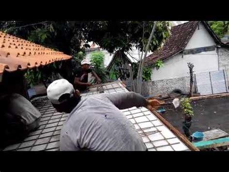 cor dak beton teras rumah minimalis yang kokoh dan tangguh