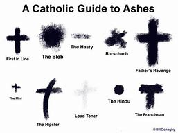 Image result for ash wednesday meme