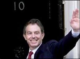 Image result for tony blair 2001 images