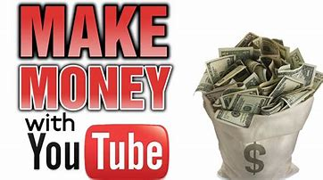 Image result for make money from youtube