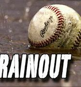 Image result for rained out baseball images