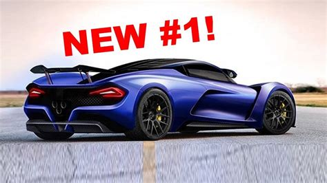 TOP FASTEST CARS IN THE WORLD MAY SURPRISE YOU