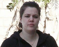 Image result for celebs without makeup khloe kardashian