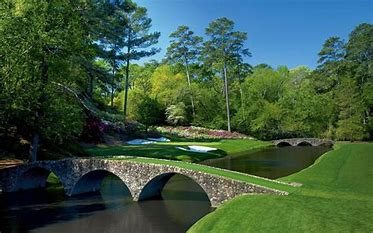 Image result for images augusta national golf course