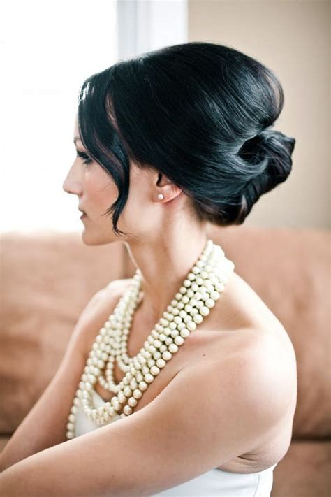 fabulous french twist updos pretty designs