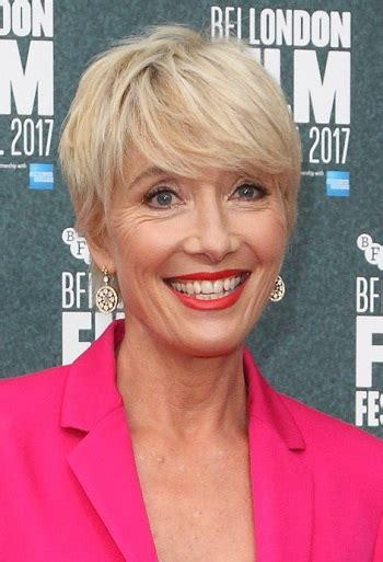 emma thompson new hairstyle hairstyles by unixcode