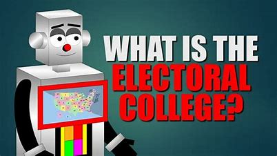 Image result for What Is a Electoral College