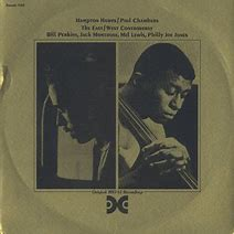 Image result for Hampton Hawes Paul chambers east west