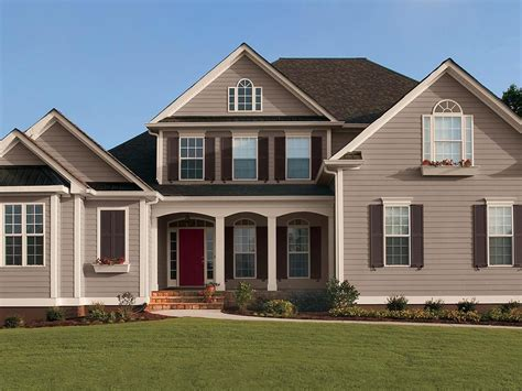 inviting home exterior color ideas house paint