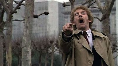 Image result for Movie Donald Sutherland Scary