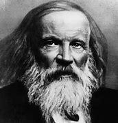 Bildresultat för Dmitrij Mendelejev
