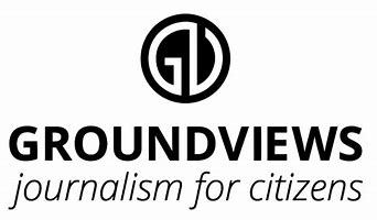 Image result for groundviews logo