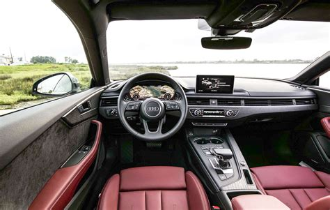 AUDI S FEATURES INTERIOR AND EXTERIOR AUDI A