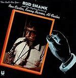 Image result for Bud shank this bud's for you