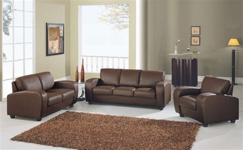 brown leather sofa set plushemisphere best paint color