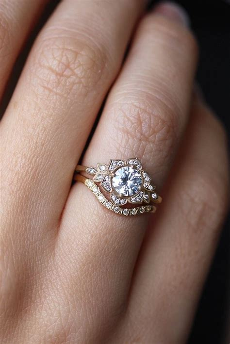 vintage engagement rings ideas to love my sweet