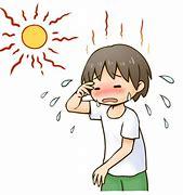 熱中症予防 イラスト フリー に対する画像結果