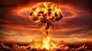 Resultado de imagen de bomba atómica