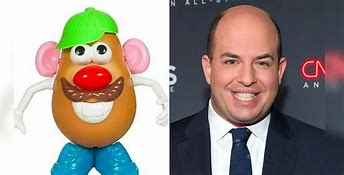 Image result for Brian Seltzer mr potato head