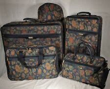 vintage luggage sets travel accessories for sale ebay