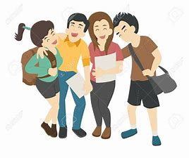 Image result for friends cartoon images