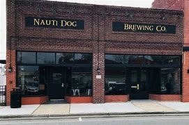 Image result for nauti dog brewing