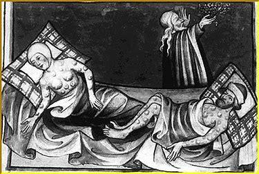 Image result for images the black death medieval
