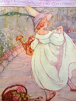 Image result for images fairy tale mary mary quite contrary