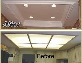 Image result for small kitchen recessed lighting ideas