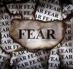 Image result for picture of fear