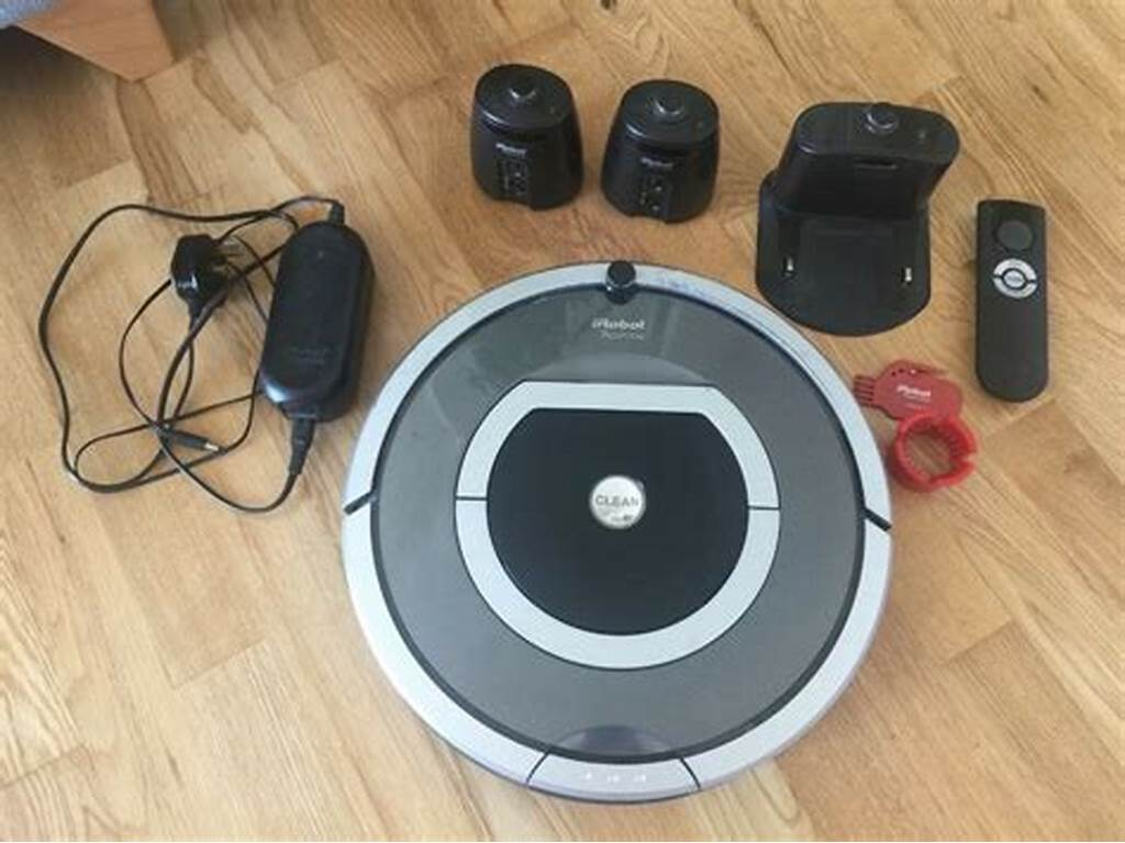 iRobot Roomba 780 Robot Vacuum