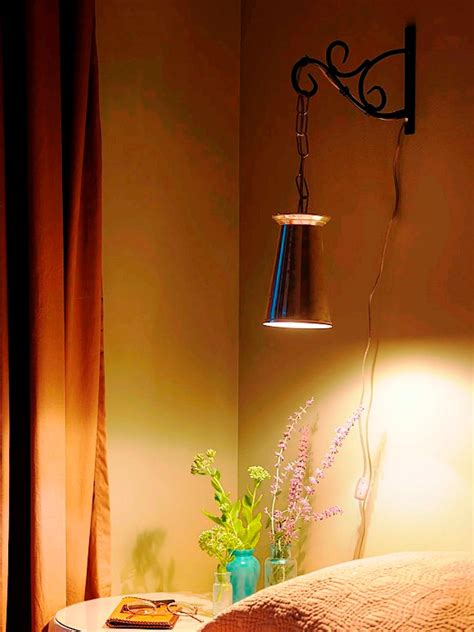 how to make an upcycled wall light how tos diy
