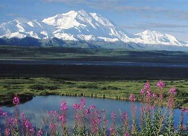 Image result for Mount McKinley National Park