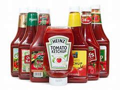 Résultat d'images pour ketchup