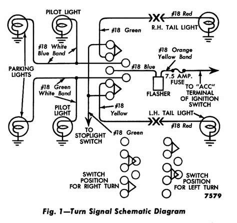 customs need help wiring an add on turn signal switch