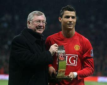 Ronaldo talks about how Ferguson convinced him to rejoin Man United