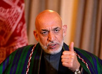 Image result for Hamid Karzai Drewed Picture