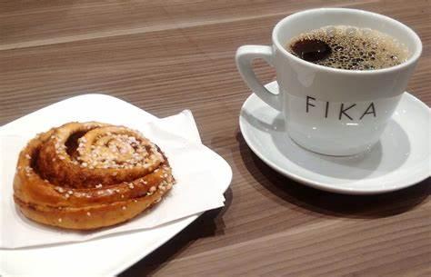 coffee with danish