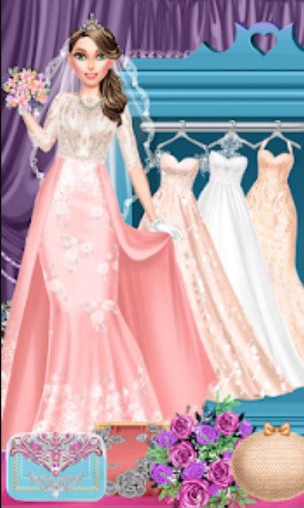 العاب تلبيس عرايس 2020 لعبة Classy Wedding Salon صالون ...