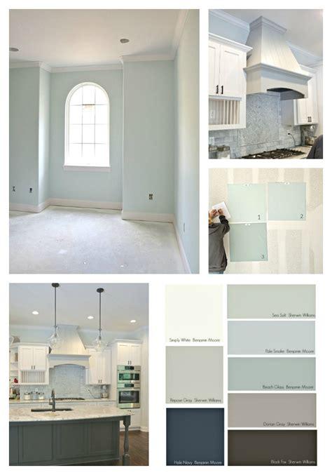 tips for choosing whole home paint color scheme